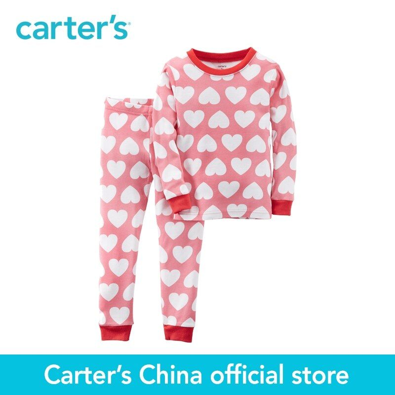 Carter's 2pcs baby children kids 2-Piece Snug Fit Cotton PJs 331G200,sold by Carter's China official store