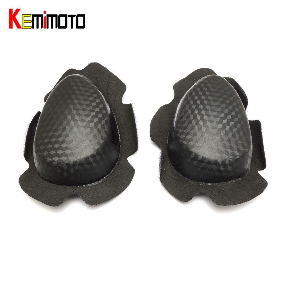 knee sliders motorcycle protective kneepad Universal  Kneepad Sliders three color Same as photo shown