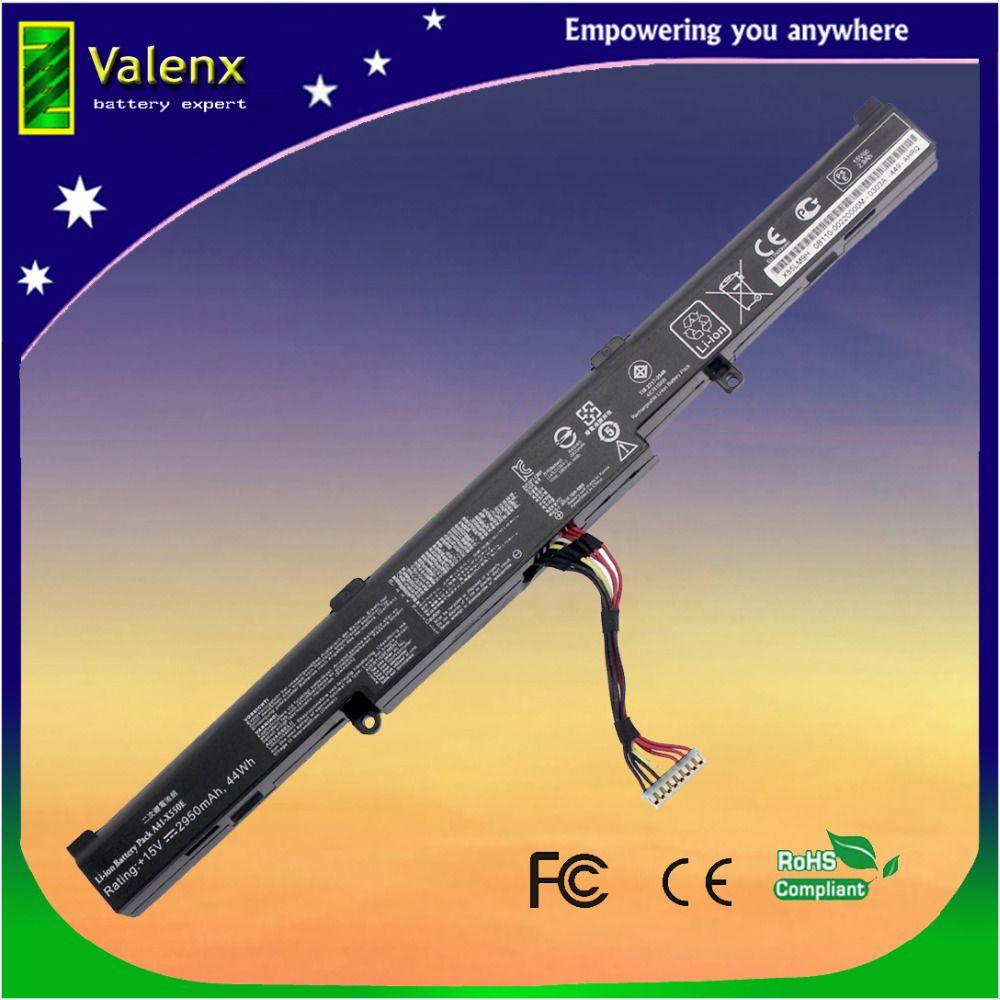 laptop battery A41-X550E for Asus X751M X751MA X751L K751L X750JA