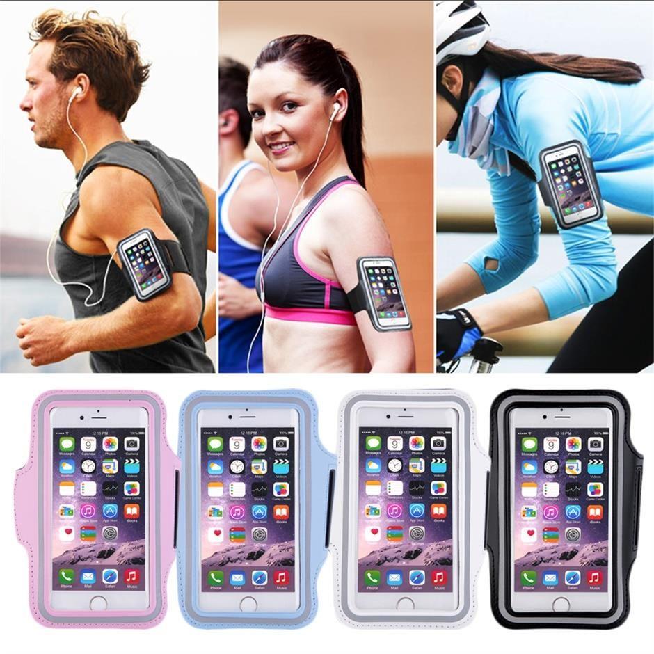 Runing taschen Sport Übung Lauf Gym armband Pouch Halter Fall Tasche für Handy s3 s4 s5 s6/s6 rand freies verschiffen