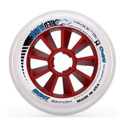 8 Pcs 100% Asli Bont MPC Perusahaan Sepatu Kecepatan Roda Respon Tinggi 90 100 110 Mm 83/85/ 86/87A Inline Speed Balap Skating Ban