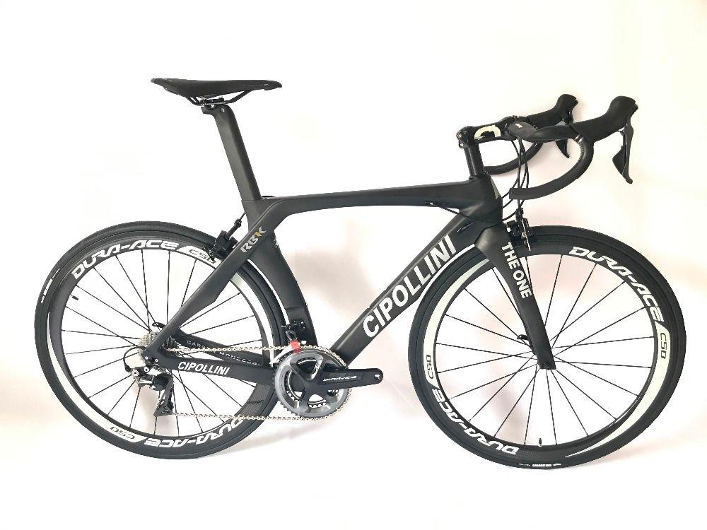 2018 Cipollini RB1K DIE EINE carbon rennrad komplette fahrrad carbon BICICLETTA fahrrad bike gruppe R8000carbon 50mm klammer