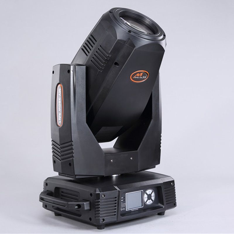 Stage lighting 350W 17R Moving Head Sharpy beam spot wash 3in1 DJ Light zoom function fixed and rotation gobo wheel flight case