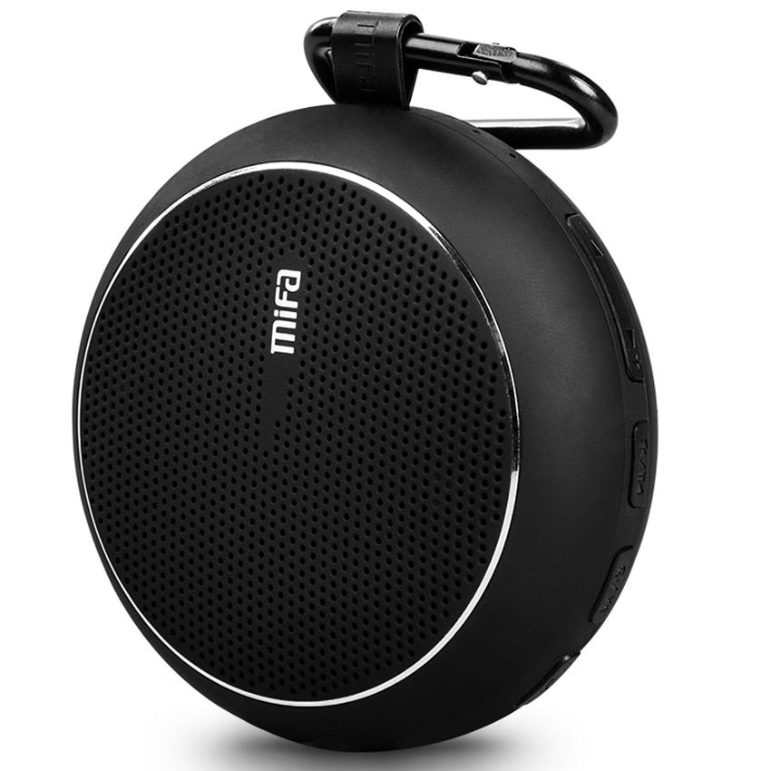 Mifa F1 Outdoor Portable Bluetooth Speaker <font><b>rugged</b></font> IPX4 Waterproof Speakers with Powerful Driver/built-in Mic wireless speaker