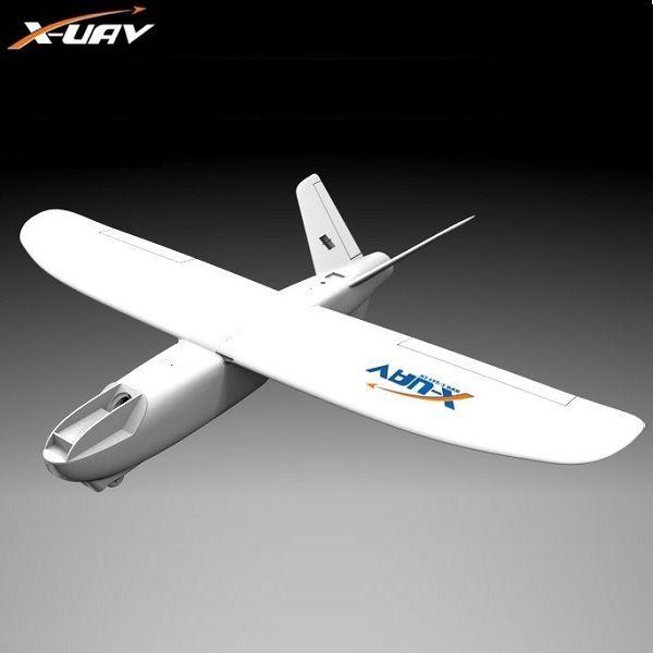 X-uav Mini Talon EPO 1300mm Spannweite V-schwanz FPV RC Modell Radio Fernbedienung Flugzeug Flugzeug kit