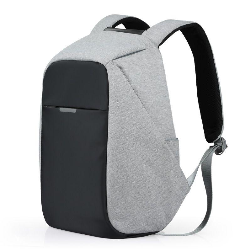 Mixi unisexe sac à dos hommes femmes sac d'école garçons filles cartable 15.6 sac à dos pour ordinateur portable USB Charge 2019 tendance mode 17 18 pouces M5510