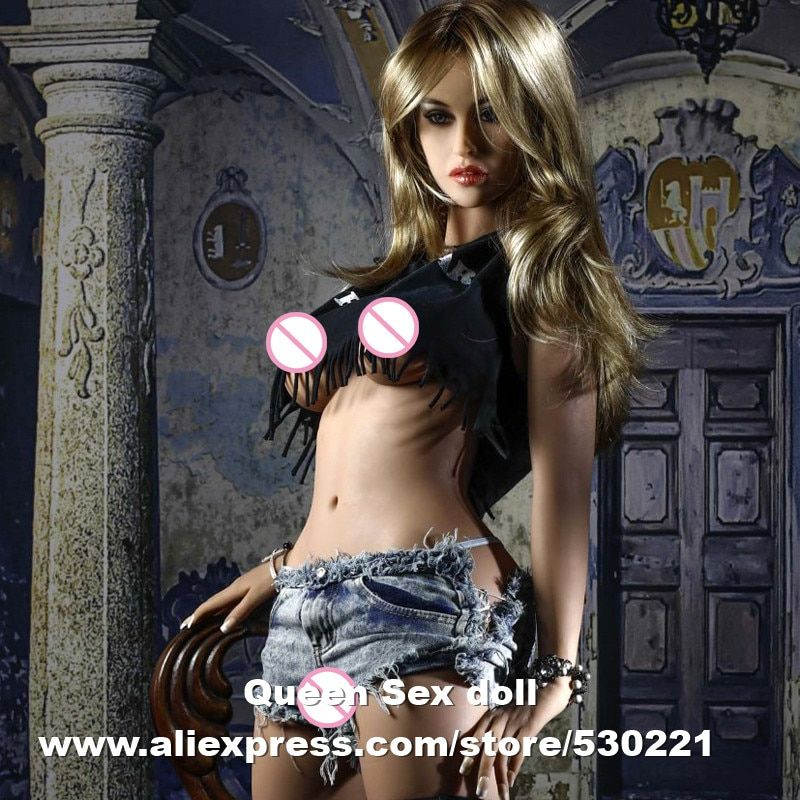 155cm Top quality lifelike sex doll, full silicone love doll, full body sex toys, anal vagina reap pussy masturbator