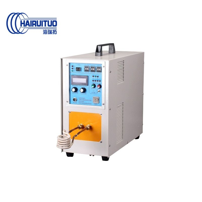 Hochfrequenz induktion heizung Abschrecken und glühen ausrüstung hochfrequenz schweißen maschine Metall schmelzofen