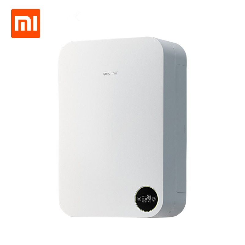 Xiaomi Smartmi Smart Luftreiniger Hause Frische Luft System Air Hirse Purifier Anti Dunst Formaldehyd Sauerstoff Bar PM2.5