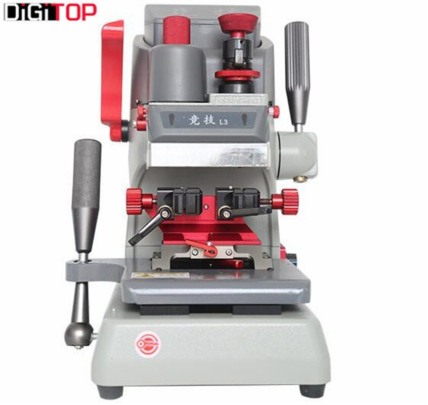JINGJI L3 Vertical Key Cutting Machine JINGJI L3
