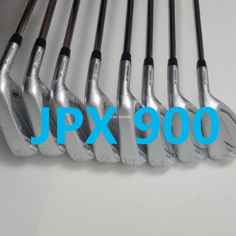 Golf Clubs JPX 900 Golf Irons set Golf Forged Irons Golf Clubs 4-9 PG Shaft Regular and Stiff Flex Free shipping