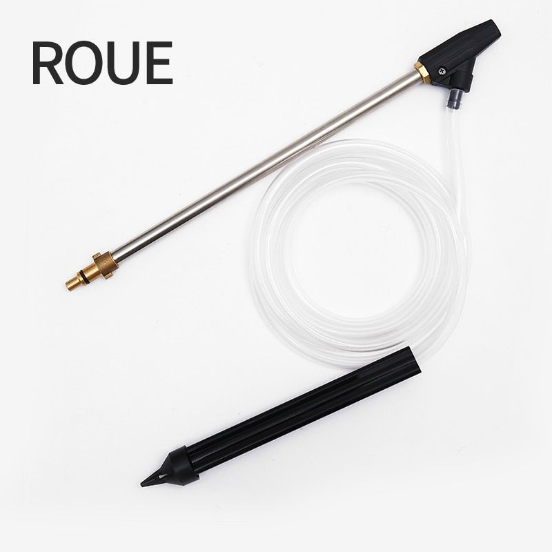 ROUE Quick Connect With Nilfisk/kew/alto Sand And Wet Blasting Kit Hose With Ceramic Nozzle