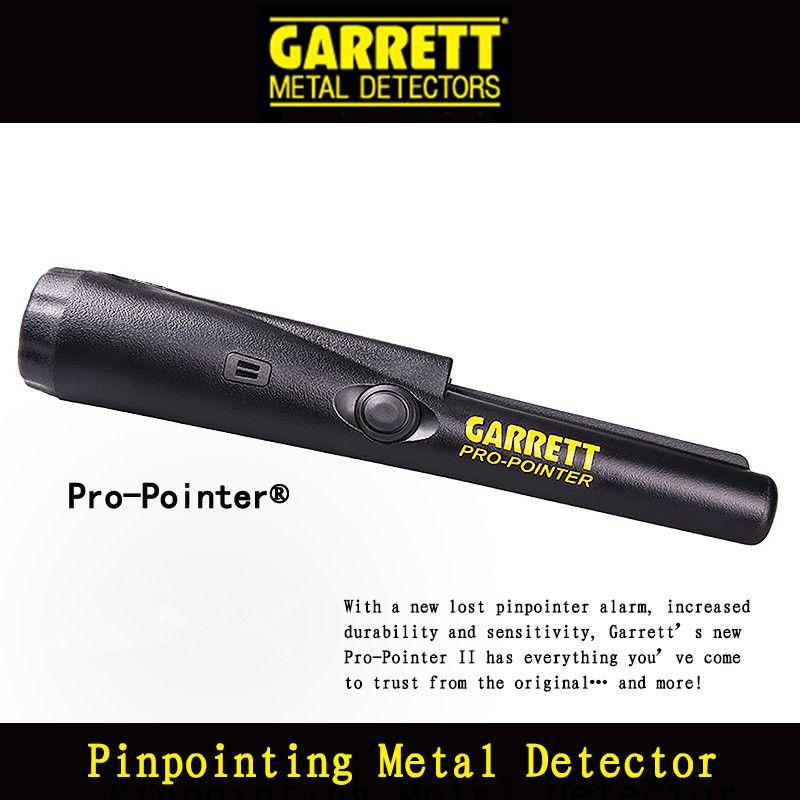 Professional metal detector underground GARRETT Pro Pointer gold sivler Pinpointer Detector metal finder hunter treasure DIY