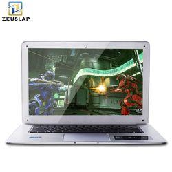 Zeuslap-a8 14 inch 8 ГБ оперативной памяти + 120 ГБ SSD + 1000 ГБ HDD ультратонкий Intel 4 ядра быстрая загрузка Оконные рамы 10 Системы ноутбука Тетрадь компьюте...