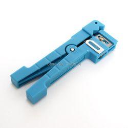 Barato Cable Stripper 45-163 Coaxial Cable Stripper/Cable de fibra óptica Stripper