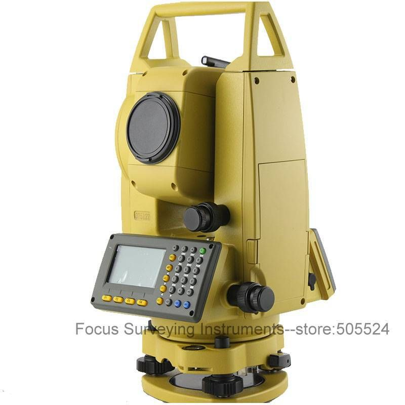 NEW Reflectorless 500 m laser total station NTS-332R5 Prism-free