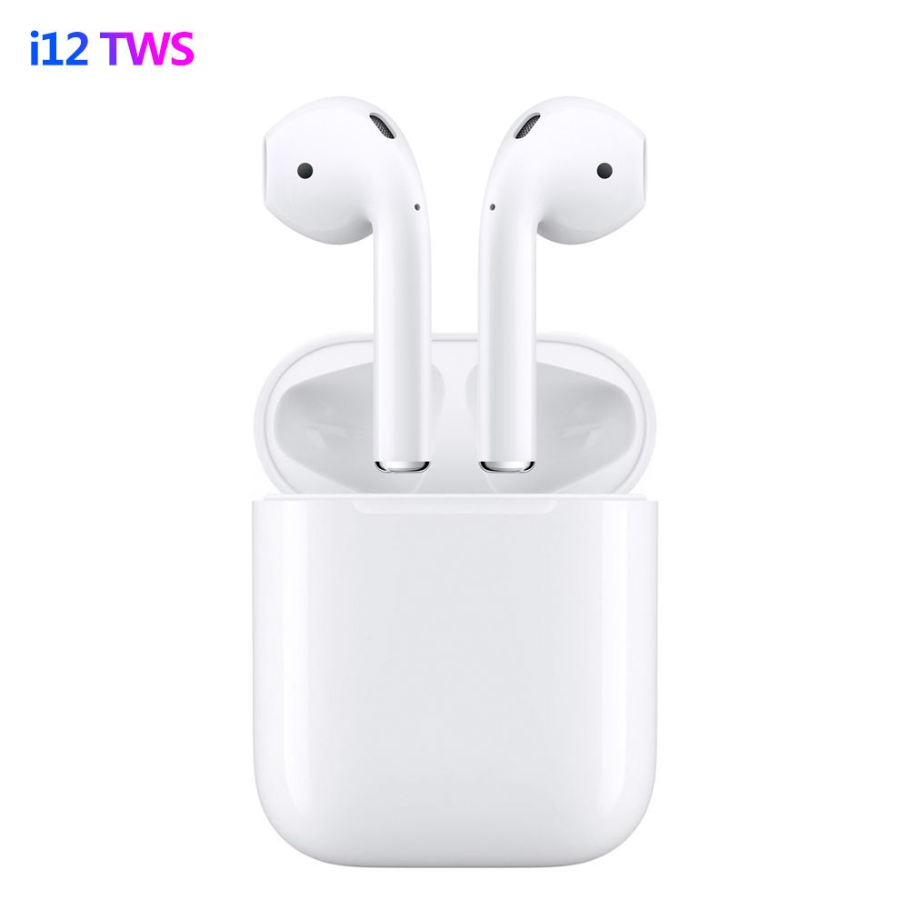 Wireless Bluetooth Headphones, i12/i11/i9/i7 full model Headset Earbuds with Charging Case Stereo Earphones For xiaomi iPhone