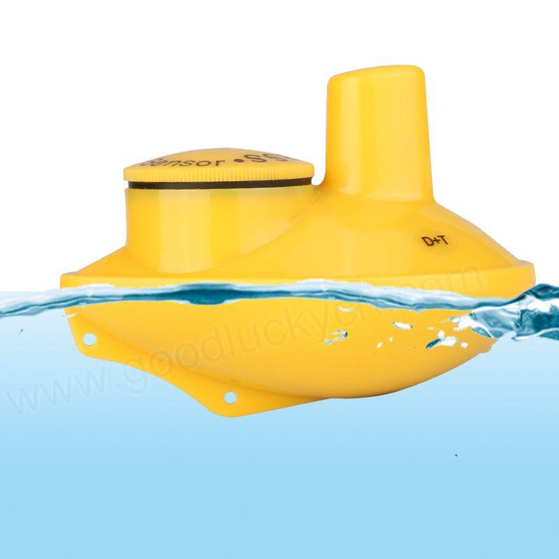 Chanceux Télécommande Sans Fil Capteur Sonar 45 m de profondeur d'eau Pour L'original FFW718 FF518 Trouveur De Poissons CHANCEUX