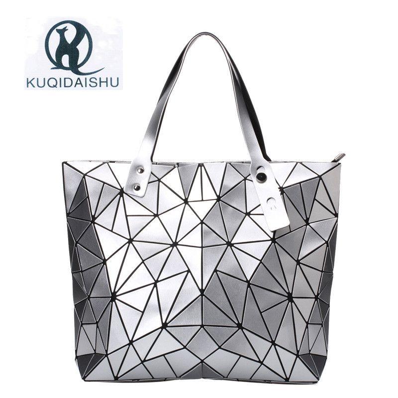 2018 mode Bao femmes luxe sac à main plage sacs à main hologramme sac à bandoulière sac a main Messenger embrayage bolsa feminina argent