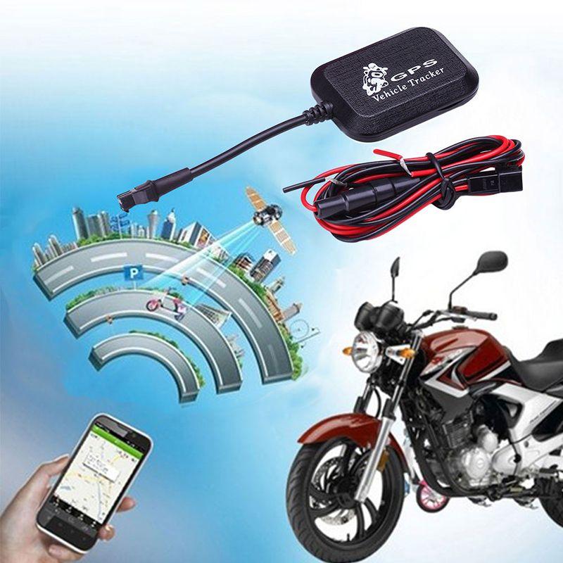 Voiture vélo électrique moto GPS Tracker SMS réseau tronc système de suivi dispositif de localisation Google lien en temps réel GPRS Tracker