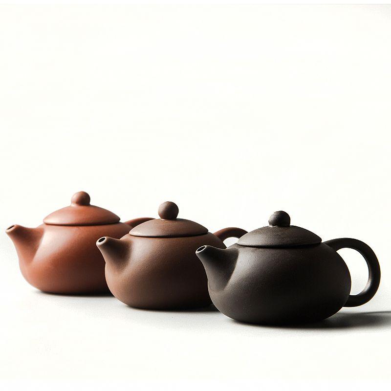 Thé chinois violet sable théière chine Kung Fu thé tasse bouilloire argile thé ensembles D011