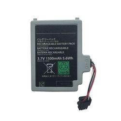 Internal Rechargeable Battery for Nintendo Wii U GamePad Controller Joystick for WIIU Joypad Replacement Repair Part 1500mAh