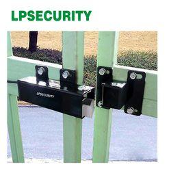 LPSECURITY 24VDC OUTDOOR WATERPROOF Electric Lock drop bolt for Automatic Swing Gate DOOR Opener Operator