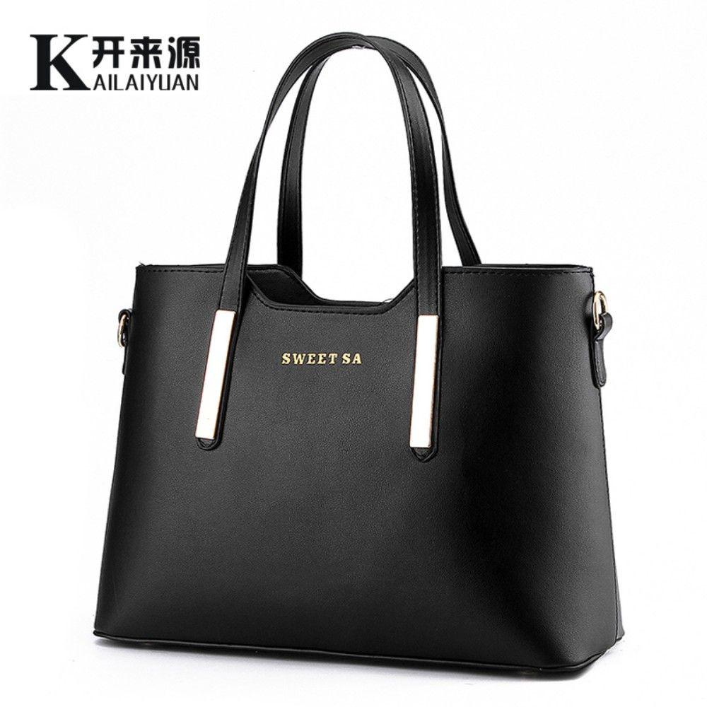 SNBS 100% Genuine leather Women handbag 2018 New Commuter type fashion handbag Crossbody Shoulder Handbag women messenger bags