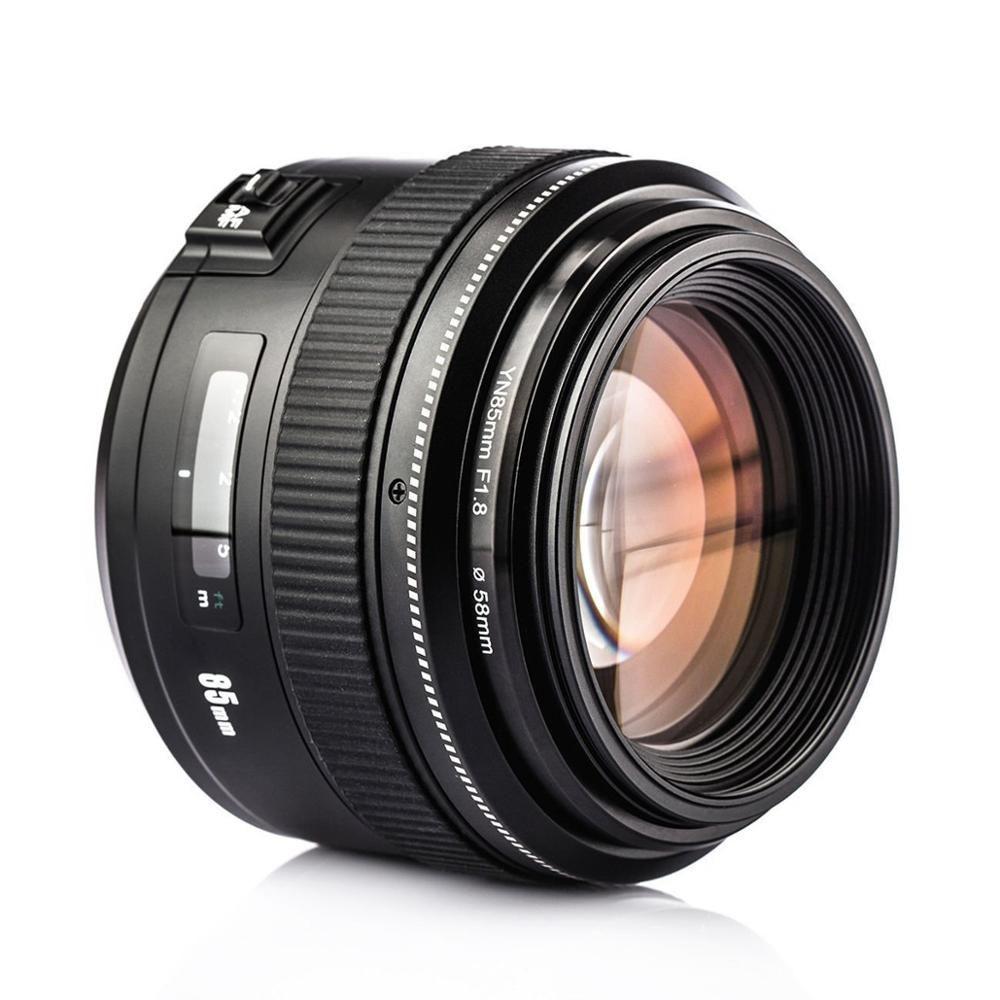 YONGNUO 85 MM F1.8 AF/MF Standard fixfokus lente YN85mm Für Canon EF Montieren EOS Kamera 7DII 5DII 5 DIII 5DS 6D 80D 70D 760D 700D