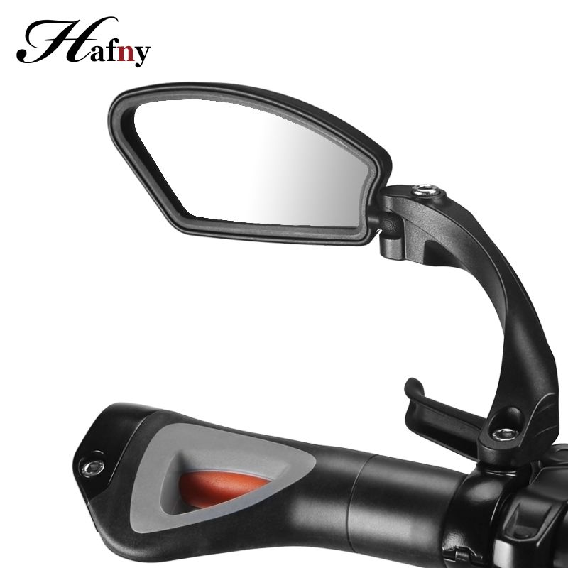 Hafny Bicycle Bike Mirror Handlebar Rearview Mirror Back Safety Mirror For Bicycle MTB Bike Rear View Mirror Bicycle Accessories