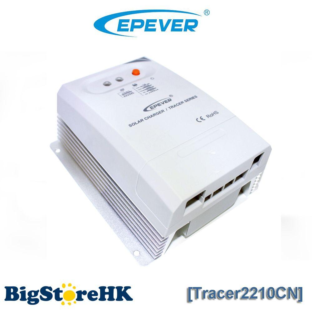 EPEVER 12V 24V MPPT 20A Solar Controller Multiple Dry Contact Control Mode Solar Charge Controller High tracking efficiency New