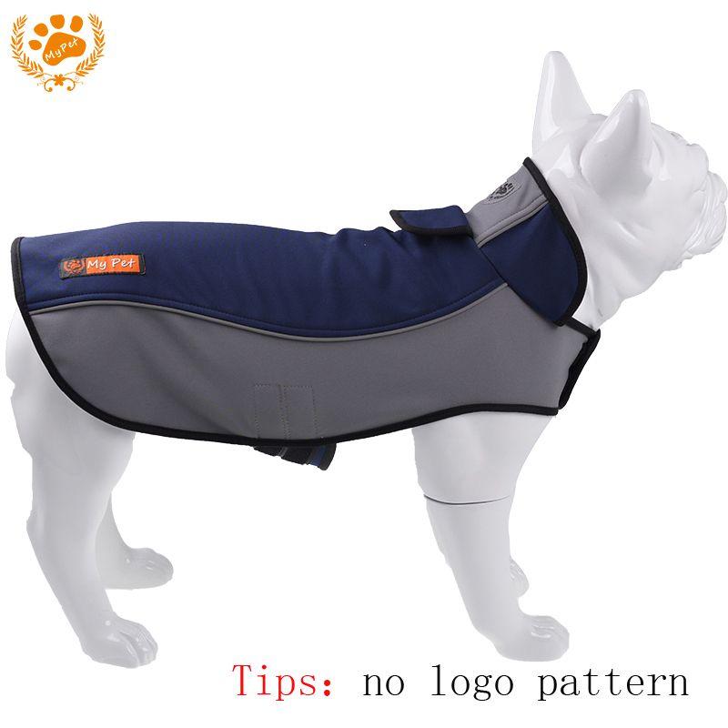 Mascotas Winter Warme S-3XL Kleidung Für Hund Marke Mantel Pet Wasserdichte Polyester Jacke Für Tier Patchwork roupa para cachorro