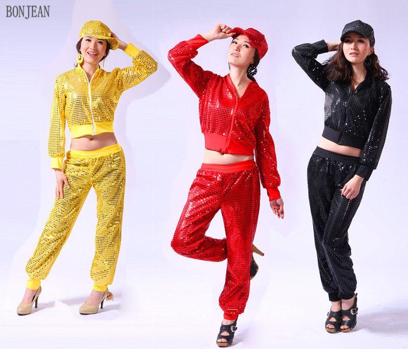 Бесплатная доставка женские Растениеводство Топ набор натуральной Европейская версия 2018 новый Dance Блёстки Костюмы костюм