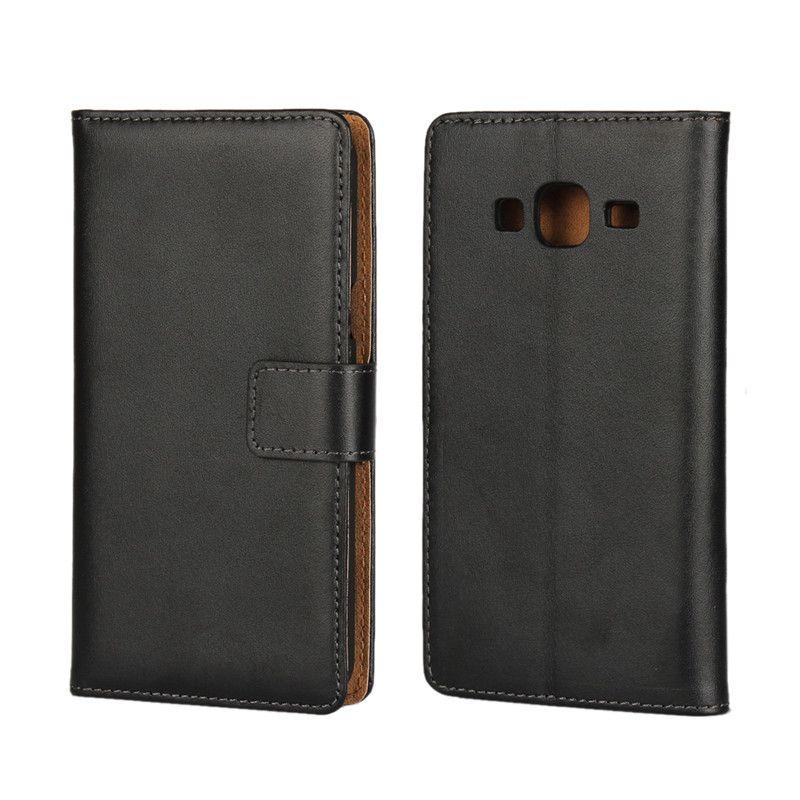 For Samsung Galaxy J3 J7 J1 2016 J5 J7 J1 2015 Luxury Genuine Leather Case Wallet Flip Cover Phone Case With Card Holder