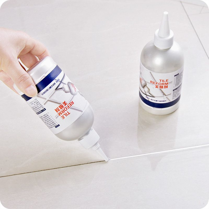 Professional 280ml epoxy grouts beautiful Sealant for flooring tools Waterproof mouldproof porcelain tile gap grout Repair tool
