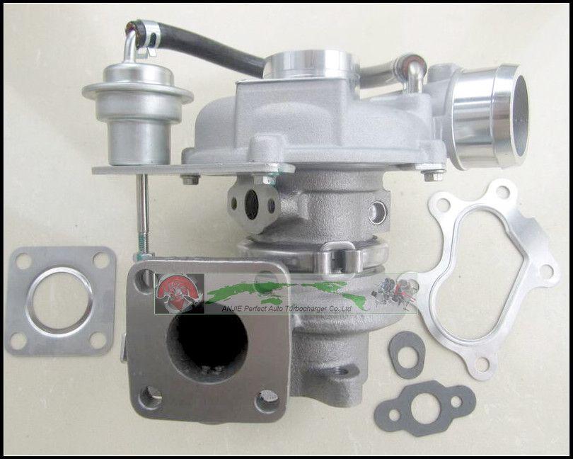 Turbo 4JB1T RHF4 VP47 XNZ1118600000 Öl gekühlt Für ISUZU Trooper für Dongfeng Pickup 4JB1T 4JB1-T 4JB1 T Turbine Turbolader