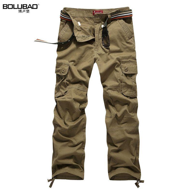 Новое поступление 2017 года Высокое качество Летний стиль Модные Костюмы одноцветное Для мужчин S Брюки карго хлопок плюс Размеры Для мужчин ...