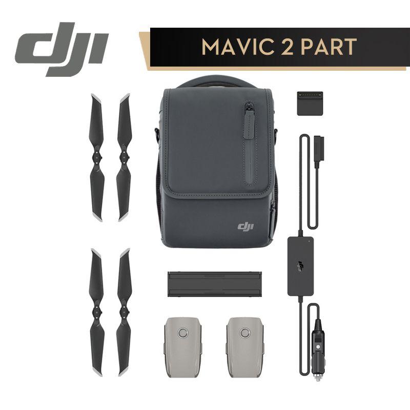 DJI Mavic 2 Pro/Zoom Fliegen Mehr Kit Drone Zubehör Kit In Store Original Zubehör für mavic 2 Kamera drone