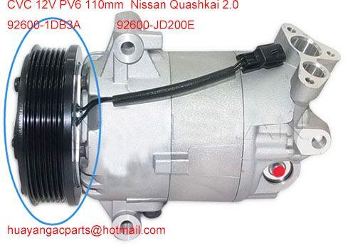 NEW CVC CAR AC COMPRESSOR CLUTCH FOR NISSAN QASHQAI 92600-1DB3A 92600-JD200E 92600-BR20A 92600-1DB0A 92600JD200 1140220