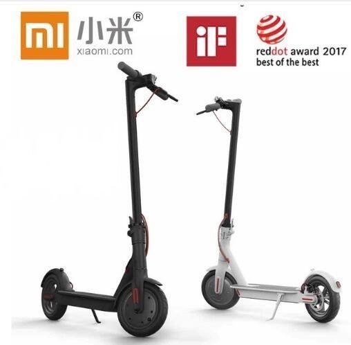 Original xiaomi elektrische roller M365 mit APP smart klapp leichte kick mini erwachsene roller 30 km laufleistung lange hoverboard