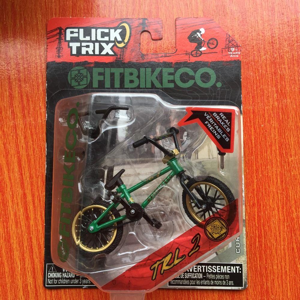 High quality Finger BMX Bike toys with mini alloy Flick Trix mountain Bicyclemodel toys children kids boys