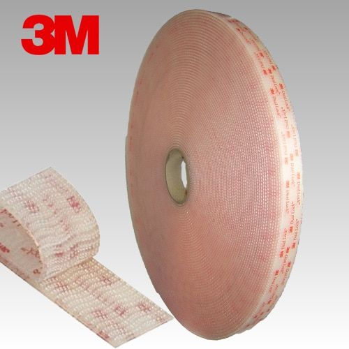 Free Shipping 25.4mmx45.7m 3M SJ3560 Clear Dual Lock self adhesive tape Type 250 3M Dual LOCK