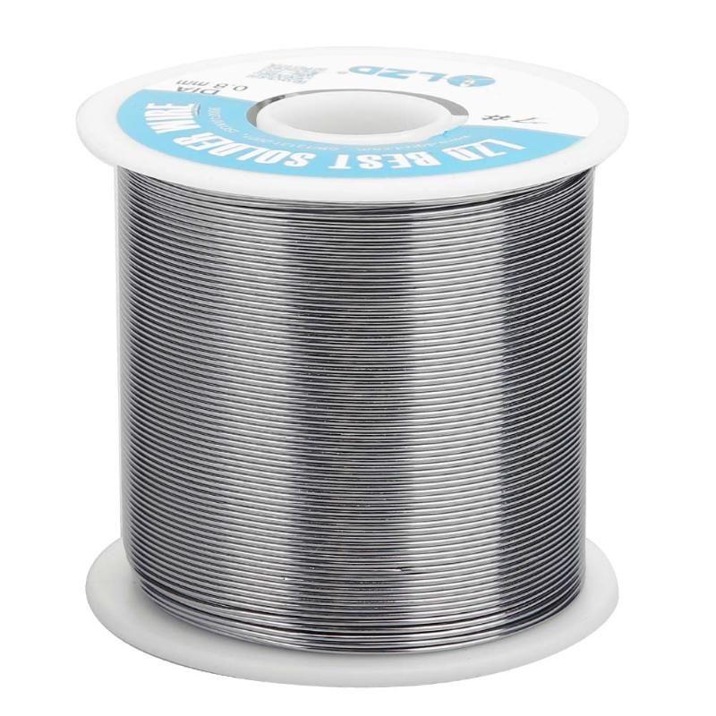 100 m 0,8mm Zinn Löten Draht Rosin Flux Roll Core Löten Draht Elektronische Solder Werkzeug Für SMD Schweißen Flux inhalt 3.0%