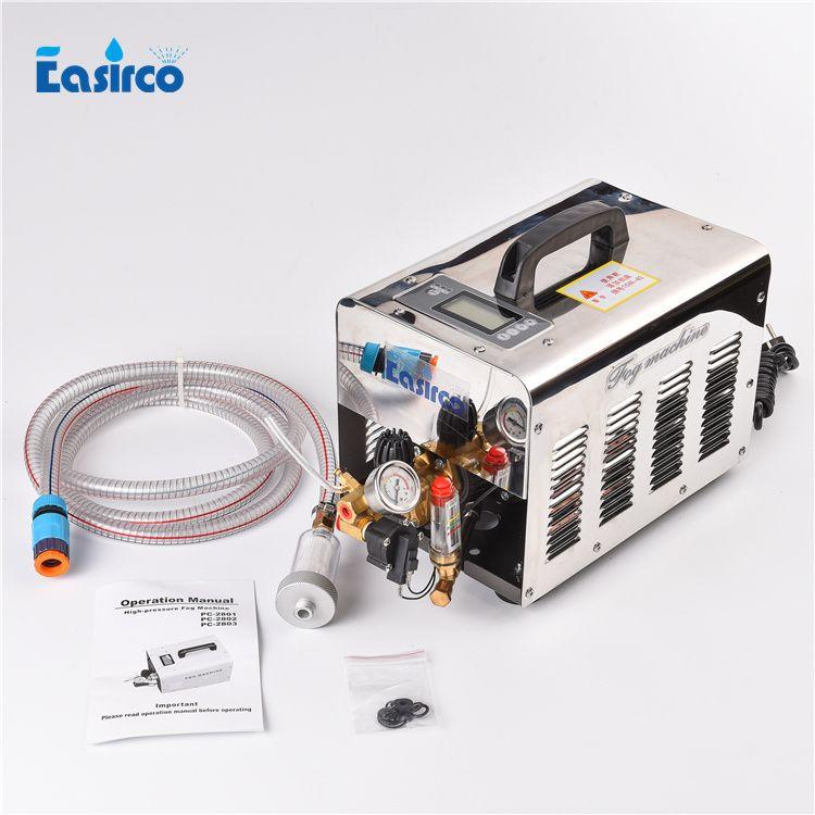 3L/MIN hochdruck nebel maker für beschlagen system