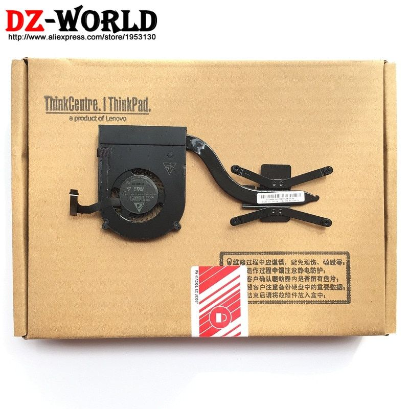 New Original for Lenovo ThinkPad X1 Yoga X1 Carbon 4th Heatsink CPU Cooler Cooling Fan 00JT800 01AW976