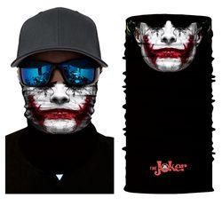 Bjmoto Halloween bufanda máscara Festival motocicleta Cara escudo Sol máscara balaclava Máscaras de fiesta festiva suministros mascarada máscara