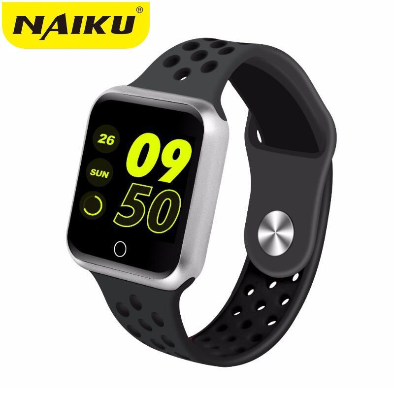 S226 montres intelligentes montre IP67 étanche 30 mètres étanche 15 jours longue veille fréquence cardiaque tension artérielle Smartwatch PK P68