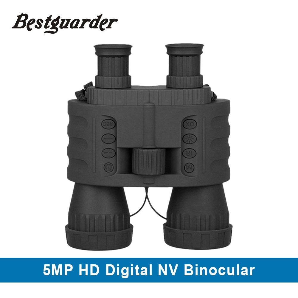4X50mm Digital Night Vision Binocular 980ft Hunting Binocular Infrared Telescope night-vision-binoculars-infrared jumelles dvr