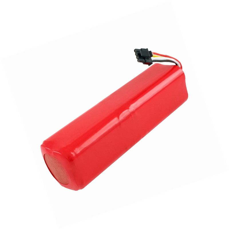 1 piece Robot 14.4V Rechargeable Battery Pack for xiaomi 2 mi roborock s50 s51 Vacuum Cleaner Parts Accessories