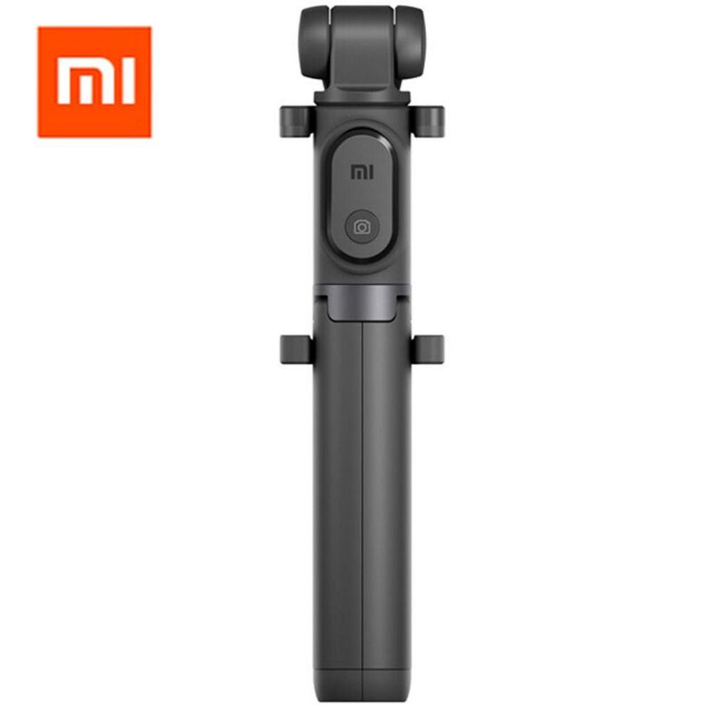 Original xiaomi Selfie bâton pour téléphone Bluetooth Mini trépied Selfiestick avec obturateur à distance sans fil pour iPhone Samsung Android